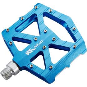 XLC PD-M12 Pedali MTB/Trekking, blue